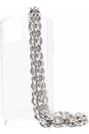 1017 ALYX 9SM Mænd Mobil Covers - Gennemsigtigt iPhone 11 cover