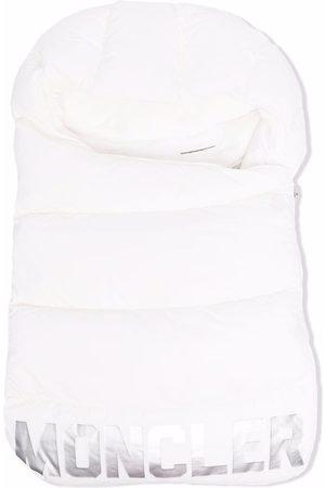 Moncler Quiltet sovepose med logotryk