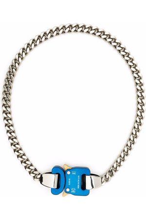 1017 ALYX 9SM Two-tone chain necklace