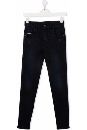 Diesel Drenge Straight - Jeans med lige ben og mellemhøj talje