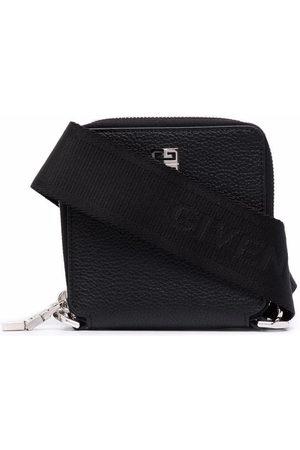 Givenchy Lille messenger-taske med logo
