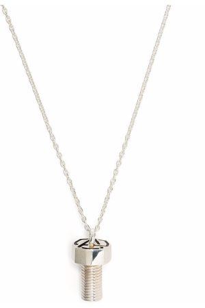 AMBUSH Mænd Halskæder - Bolt pendant necklace