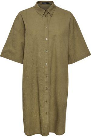 Soaked in Luxury Kvinder Tunika kjoler - File Tunic Dress