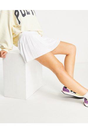 Weekday Serena - Plisseret nederdel i