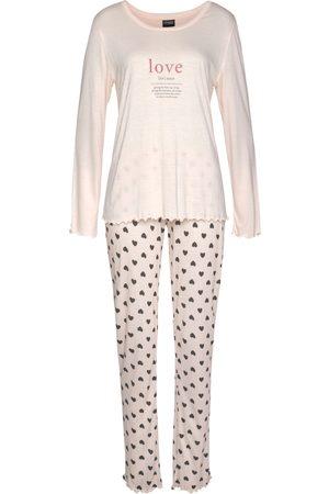 vivance collection Kvinder Pyjamas - Pyjamas 'Dreams