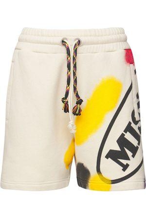 Palm Angels Capsule Missoni Sport Cotton Shorts