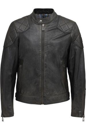 Belstaff Mænd Skindjakker - Outlaw Hand Waxed Leather Jacket