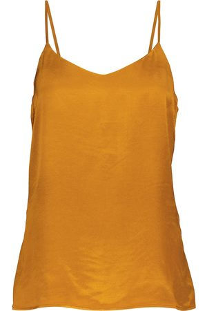 ASCENO Kvinder Natkjoler - Milos silk satin camisole