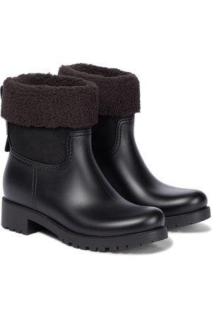 Chloé Jannet rubber boots
