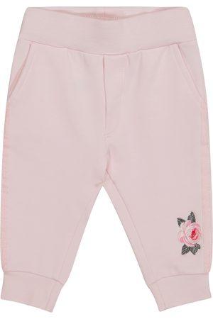 MONNALISA Baby stretch-cotton sweatpants