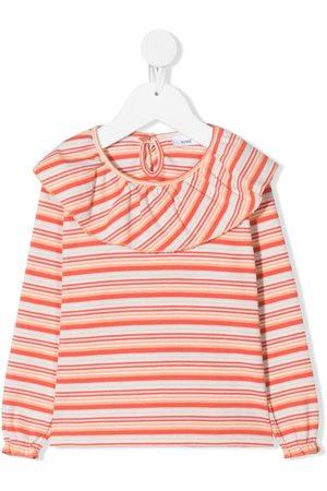 Knot Piger Langærmede - Langærmet Farrah Fawcett T-shirt