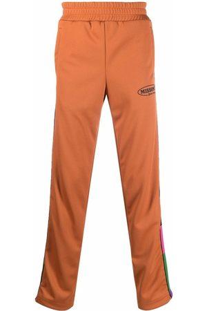 Palm Angels Joggingbukser - X Missoni joggingbukser med logo og colourblocking