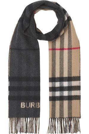 Burberry Tørklæder - Tørklæde med kontrast-ternet