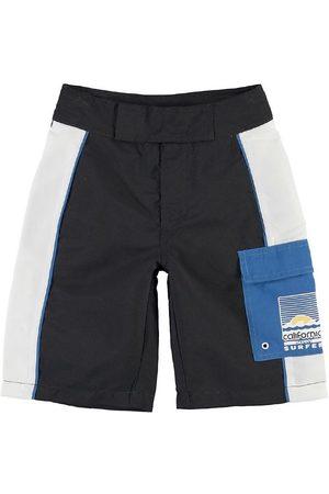 Molo Badeshorts - Badeshorts - UV50+ - Natan - Black