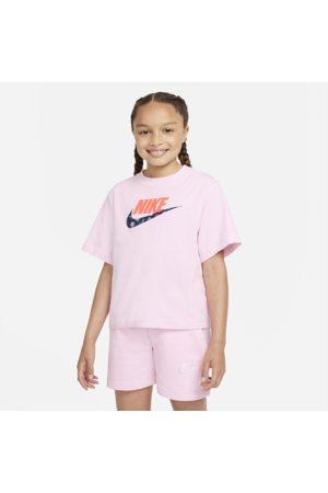 Nike Sportswear-T-shirt til større børn (piger)
