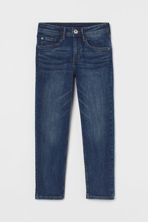 H&M Drenge Straight - Relaxed Tapered Fit Jeans