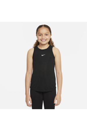 Nike Dri-FIT One-tanktop til større børn (piger)