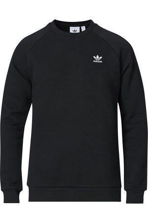 adidas Essential Trefoil Sweatshirt Black