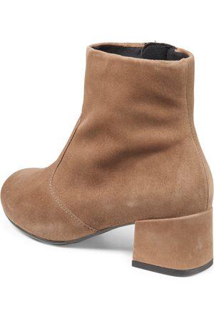 Semler Kvinder Ankelstøvler - Støvletter Kerstin Fra beige