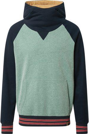 Fli Papigu Mænd Sweatshirts - Sweatshirt 'Henny auf Eis