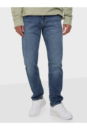 Levi's Mænd Tapered - 502 Taper Squeezy Coolcat Jeans Blue