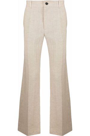 Karl Lagerfeld Kassebukser - K/Karl bukser med brede ben