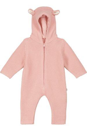 Stella McCartney Kids Baby cotton and wool-blend onesie