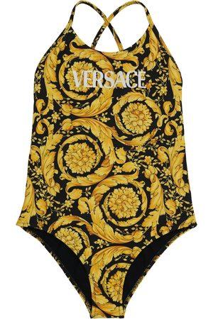 VERSACE Barocco printed swimsuit