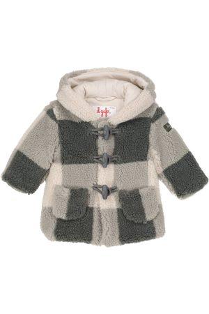 Il gufo Hooded coat
