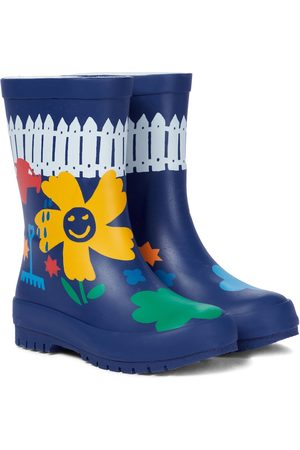 Stella McCartney Gardening printed rainboots
