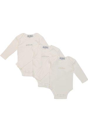 Tartine Et Chocolat Baby set of 3 cotton bodysuits