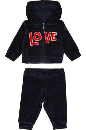 Moncler Baby hoodie and pants set