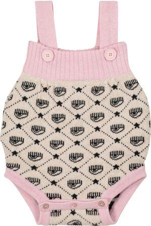 MONNALISA X Chiara Ferragni Baby Eyestar bodysuit