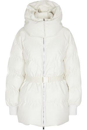 Stella McCartney Hooded puffer jacket