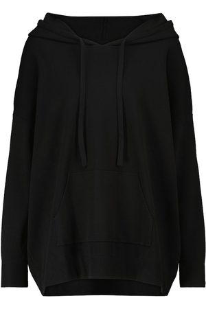 LIVE THE PROCESS Kvinder Træningstrøjer - Oversized hoodie