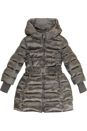 MONNALISA Quilted nylon coat