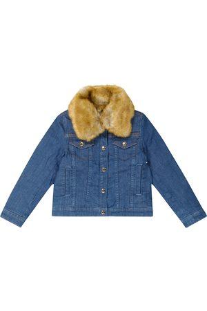 Chloé Piger Cowboyjakker - Denim jacket