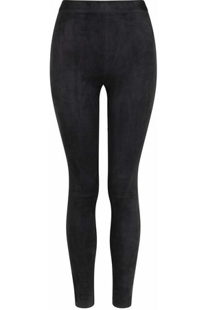 Leather Hype CELYN STRETCH LEATHER LEGGINGS