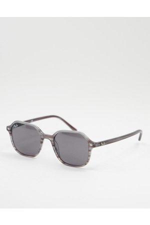 Ray-Ban John - Unisex - firkantede solbriller - 0RB2194