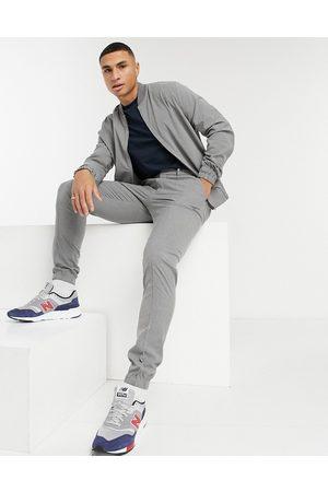 ASOS Elegante skinny-joggingbukser i koksgrå - Del af sæt