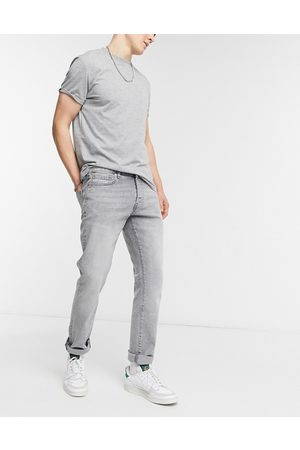 Topman Mænd Slim - Slim-jeans med stretch i økologisk bomuldsblanding