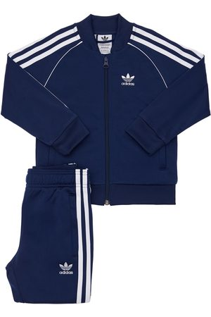 adidas Recycled Tech Track Jacket & Pants