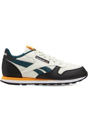 Reebok Cl Lthr Lace-up Sneakers