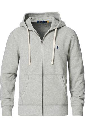 Polo Ralph Lauren Mænd Sweatshirts - Full Zip Hoodie Andover Heather