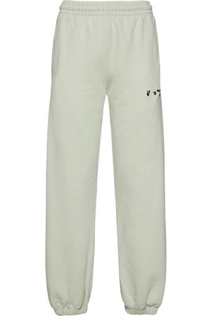 OFF-WHITE Ow Logo Jersey Sweatpants