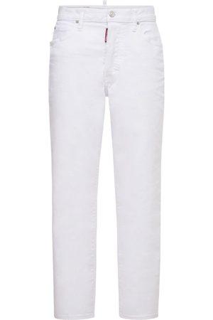 Dsquared2 D2 Boston Stretch Cotton Denim Jeans