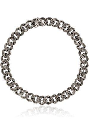 Shay Kædearmbånd i 18 karat sortguld med diamanter