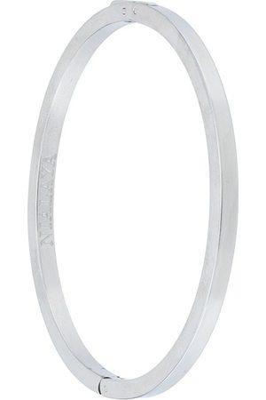 Nialaya Jewelry Mænd Armbånd - Smalt armbånd