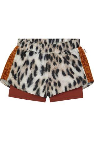 Molo Omari layered shorts