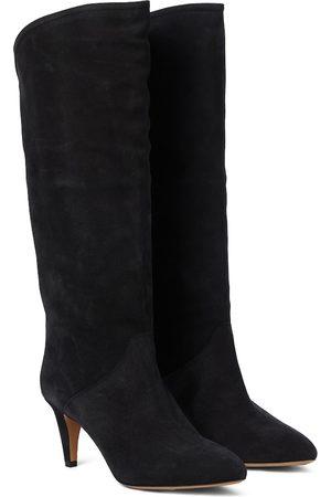 Isabel Marant Kvinder Lange støvler - Laylis suede knee-high boots